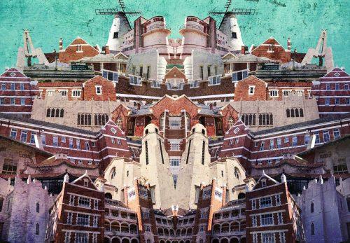 Perth architecture print