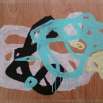 Proof 2 - Interrelation, abstract art by Sioux Tempestt