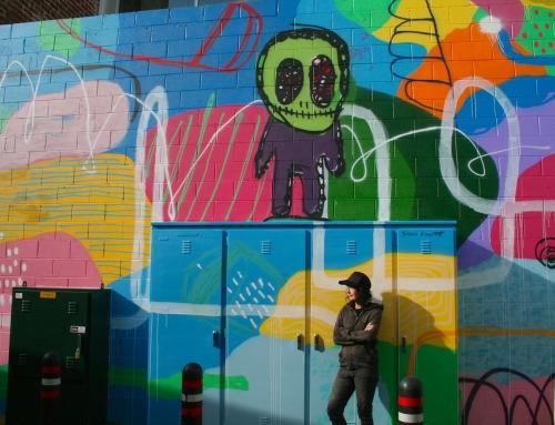 Fremantle Mural