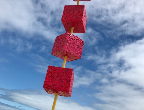 Castaways Public Art Sculpture